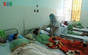 Bệnh bạch hầu bùng phát mạnh lại Kon Tum sau 11 năm