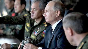 Nga sẽ không để bị kéo vào chạy đua vũ trang