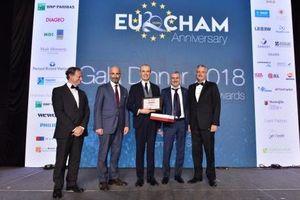 Piaggio được vinh danh giải nhất doanh nghiệp xuất sắc năm 2018 tại Việt Nam