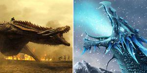 Vì sao series tiền truyện của 'Game of Thrones' sẽ không xuất hiện loài rồng?