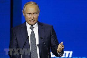 Tổng thống Nga thông báo nhanh về khủng hoảng với Ukraine