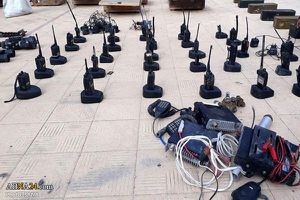 Syria: Bên trong kho vũ khí khủng bố giấu dưới hầm tòa nhà của cư dân ở Barza