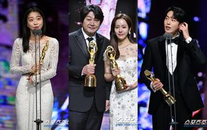 Kết quả Rồng Xanh 2018 gây nhiều bất ngờ: '1987: When the Day Comes' thắng lớn, Nam Joo Hyuk giành giải nam diễn viên mới xuất sắc