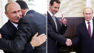 Mỹ gắng vớt vát thể diện khi thất bại 'Assad must go'