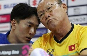 Không có cầu thủ dự họp báo trước trận đấu với tuyển Lào, VFF bị phạt 10.000 USD
