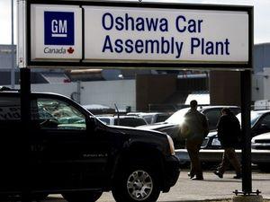 Rộ tin đồn General Motors sắp đóng cửa một nhà máy tại Canada