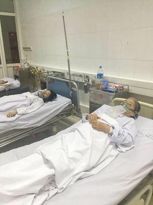 4 người thương vong do bị ngộ độc khí than
