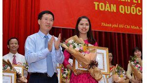 Giảng viên của tỉnh Quảng Trị giành giải nhất lý luận chính trị giỏi toàn quốc