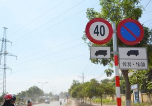 Đà Nẵng: 13 tuyến đường hạn chế tốc độ