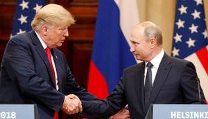 Putin - Trump sẽ gặp mặt vào ngày 1 tháng 12