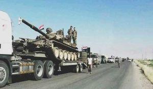 Quân đội Syria sắp 'xóa sổ' khủng bố tại vùng đệm Idlib