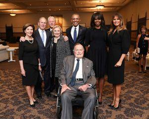 Những lời nhắn gửi cuối cùng của cựu Tổng thống Bush 'cha'