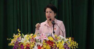 Bà Phan Thị Mỹ Thanh nhận nhiệm vụ tại Ủy ban Mặt trận Tổ quốc