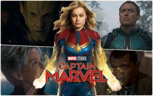 Mổ xẻ trailer thứ 2 của 'Captain Marvel' để khám phá 10 chi tiết và bí mật cực quan trọng