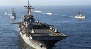 Con bài chiến lược mới của Mỹ nhằm đối phó Trung Quốc ở Biển Đông