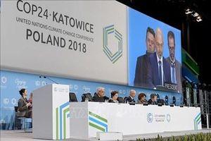 COP 24 và cuộc chiến chống biến đổi khí hậu