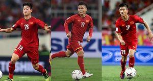 Dự đoán đội hình tối ưu của ĐT Việt Nam ở VCK Asian Cup 2019
