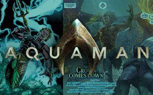 Những thanh Trident đầy sức mạnh mà Aquaman sử dụng trong comics