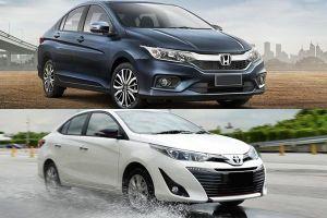 Mua Honda City TOP hay Toyota Vios G trong tầm giá 600 triệu đồng?