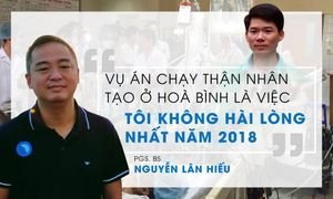 Vụ bác sĩ Hoàng Công Lương: Tốn giấy mực của dư luận, bản án 'treo' với nhân viên y tế Việt Nam