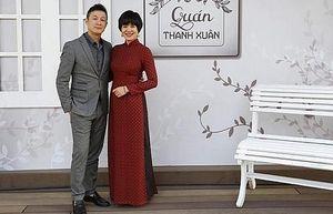 Cặp đôi Anh Tuấn - Diễm Quỳnh tái xuất: Mang thanh xuân trở lại