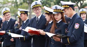 Đại học Hàng hải tuyển sinh trên 3.000 chỉ tiêu năm 2019