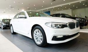 Khám phá BMW 5-Series 2019 mới giá 2,4 tỷ tại Việt Nam
