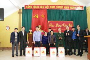 Đoàn Ban Tuyên giáo Trung ương thăm, chúc tết tại Tuyên Quang