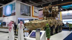 Trung Đông - 'điểm nóng' của thị trường vũ khí toàn cầu