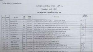 Hà Nội: Bị hiệu trưởng hành hung, nữ hiệu phó tố nhiều sai phạm
