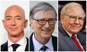 10 tỷ phú giàu nhất hành tinh năm 2019