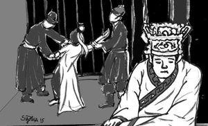 8 câu hỏi về vị hoàng đế có 3 con rể làm vua, phát hành 16 loại tiền