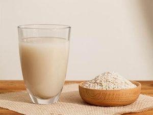 Đặt hàng thiết bị sản xuất sữa gạo từ gạo lứt giàu protein