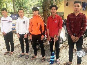 Lộ diện danh tính nhóm thanh niên chém xe tải trong hầm Phước Tượng