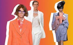 Xu hướng suit nào đang 'càn quét' tuần lễ thời trang Xuân - Hè 2019?