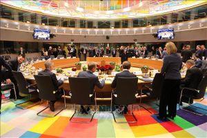 Hội nghị thượng đỉnh EU tập trung vào vấn đề Brexit