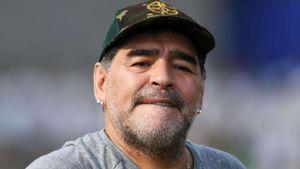 Diego Maradona chỉ trích Messi và đồng đội sau trận thua của Argentina