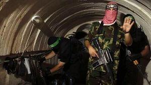 Hamas bất ngờ tiết lộ kho vũ khí để đánh tổng lực với Israel