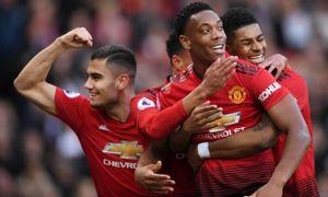 Man United 'mừng' HLV G. Solskjaer bằng chiến thắng Watford 2-1