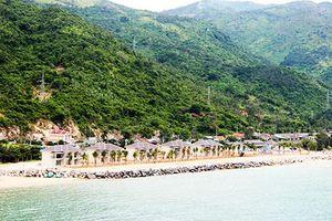 Khu du lịch và nghỉ dưỡng Năm Sao Đại Lãnh: Điều chỉnh lùi xa biển