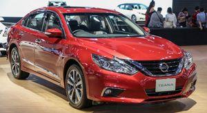 Nissan Teana 2019 cập bến thị trường Đông Nam Á, lép vé trước Toyota Camry và Honda Accord