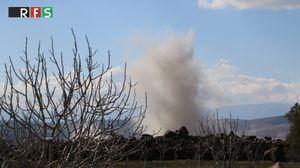 'Quân thánh chiến' tiếp tục khủng bố, Syria đánh trả bằng pháo phản lực hạng nặng