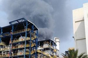 Nổ nhà máy hóa chất Formosa Đài Loan, 10.000 người sơ tán khẩn