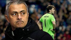 Iker Casillas và màn trả thù ngọt ngào với Mourinho