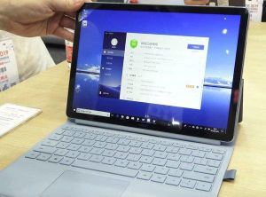 Laptop Huawei MateBook E 2019 âm thầm ra mắt, sử dụng chip Snapdragon 850