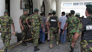 Sri Lanka phát hiện hàng chục kíp nổ tại bến xe