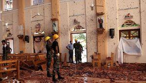 Sri Lanka bắt giữ 22 đối tượng sau loạt vụ đánh bom đẫm máu