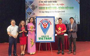 Phát triển du lịch bằng phần mềm thông minh 'Check in Vietnam'