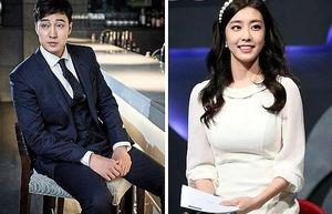 Tài tử So Ji Sub hẹn hò với phát thanh viên kém 17 tuổi