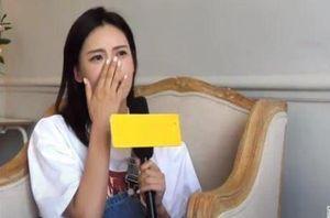 Sao nữ Trung Quốc khóc nức nở, muốn bỏ nghề vì bị la ó khi dự Cannes